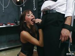 Big Tits at Work: The Ex's Anal Payback tube porn video