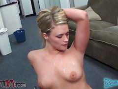 Unrefined Heather Starlet licks balls with the addition of gets toyed tube porn video