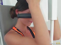 Exploitative Masseur: A Nut Draining Training tube porn video