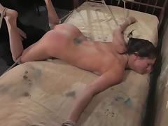 Horrible sex slave Tabatha Tucker is going to be tortured tube porn video