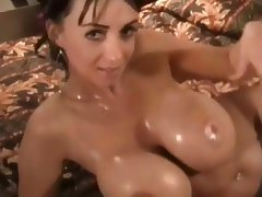 Summer Cummings Busty Babe Anal tube porn video