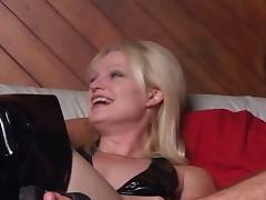 Nasty momma domintating daddy's ass tube porn video