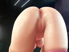 Gorgeous animated babe gets screwed tube porn video