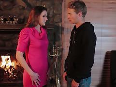 Samantha Ryan: Good Times at Mountain Ski Resort! tube porn video