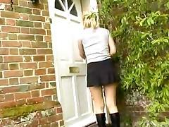 desperate in garden tube porn video