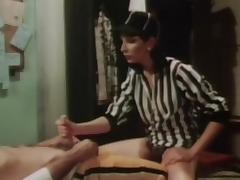 Lustful brunette girls solo action in a locker room tube porn video