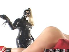 InescapableBondage Video: Bound and Forced to Cum tube porn video