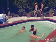 8Teenboy Video Jessie Montgomery and Damon Archer tube porn video