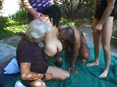 Bridget Gangbang tube porn video