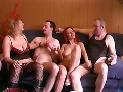 Austrian swingers tube porn video