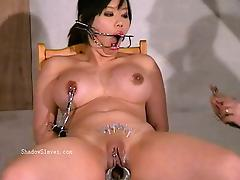 Asian needle bdsm of busty japanese Tigerr tube porn video
