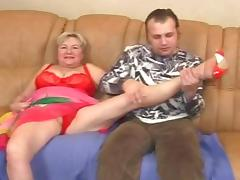 Russian Older Catherine # 1 tube porn video