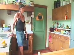Dutch older granny Sofie with ally and grandad tube porn video
