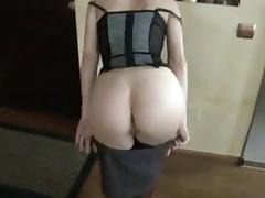 Mirror Fuck #9 (Anal Cougar-Mature-MILF) tube porn video
