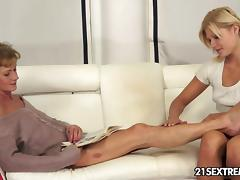 Old Cunt, Young Pussy tube porn video