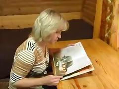 Enjoyable Virginia - Lesbo Pleasure in the Cabin tube porn video