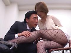 Tamaki Nakaoka is a cock sucking champion tube porn video