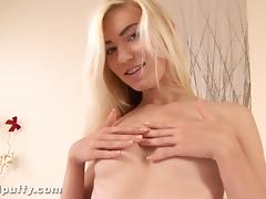 WetAndPuffy Video: Diana Anal tube porn video