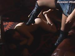 Russian-Mistress Video: Mistress Kseniya tube porn video