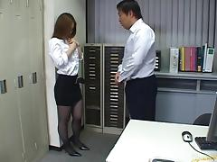 Nagomi Momono Asian beauty is a hot teacher tube porn video