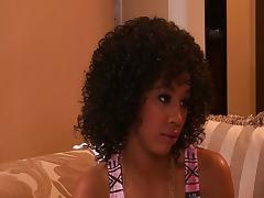 Delicious hot chocolate Misty Stone tube porn video