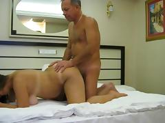 Vacation fuck with wife in hotel room tube porn video