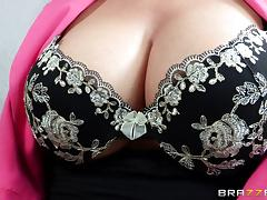 Incredible sex with the busty babe Diamond Foxxx tube porn video