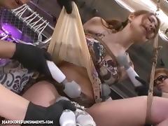 HardcorePunishments Video: Mikaru's Fantasy tube porn video