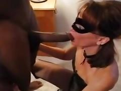 Caged schlong hubby watches wife tube porn video
