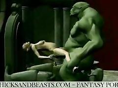 Sex in Fantasy Worlds tube porn video