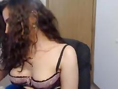 cinnamon gal oil massage on livecam tube porn video