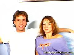 Memorable Corporal Punishment tube porn video