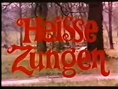 Heisse Zungen - 1980 tube porn video