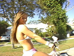 Chillin on the block tube porn video