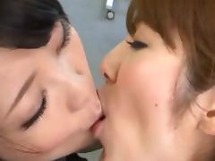 Les Lesbiennes Japonaise XXXIa tube porn video