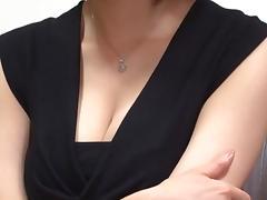 Hot mature Mio Takahashi has amazing big tits tube porn video