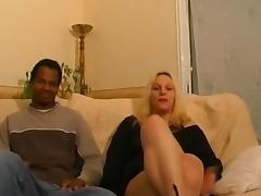 Nympho interracial french pair share a hotty xxx tube porn video