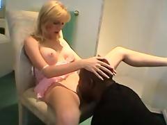 Blond Fucks A Tall Muscular Man tube porn video
