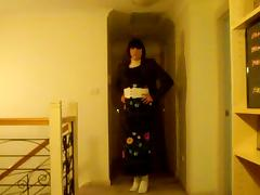 A recent outfit tube porn video