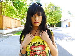 Crazy Sadie West tube porn video