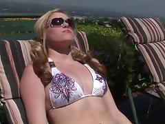 Blonde Cutie with Friends Dad tube porn video