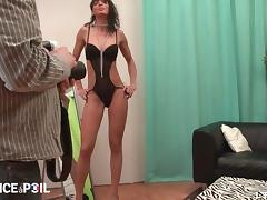 Skinny french mature gets deep sodomized tube porn video