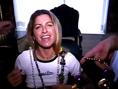 What would your wife do for Mardi Gras beads? tube porn video
