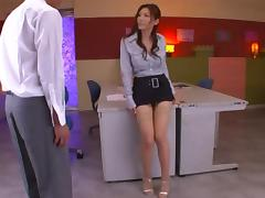 Hot For Teacher Yuna Shiina Fucking In Stockings tube porn video