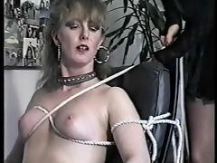 linda och yvonne fastbunden swedish retro 90's tube porn video
