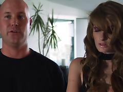 Pornstar Faye Reagan gets fucked roughly and loves it tube porn video