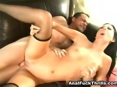 Destiny St Claire in Fuck me in the ass scene 2 tube porn video